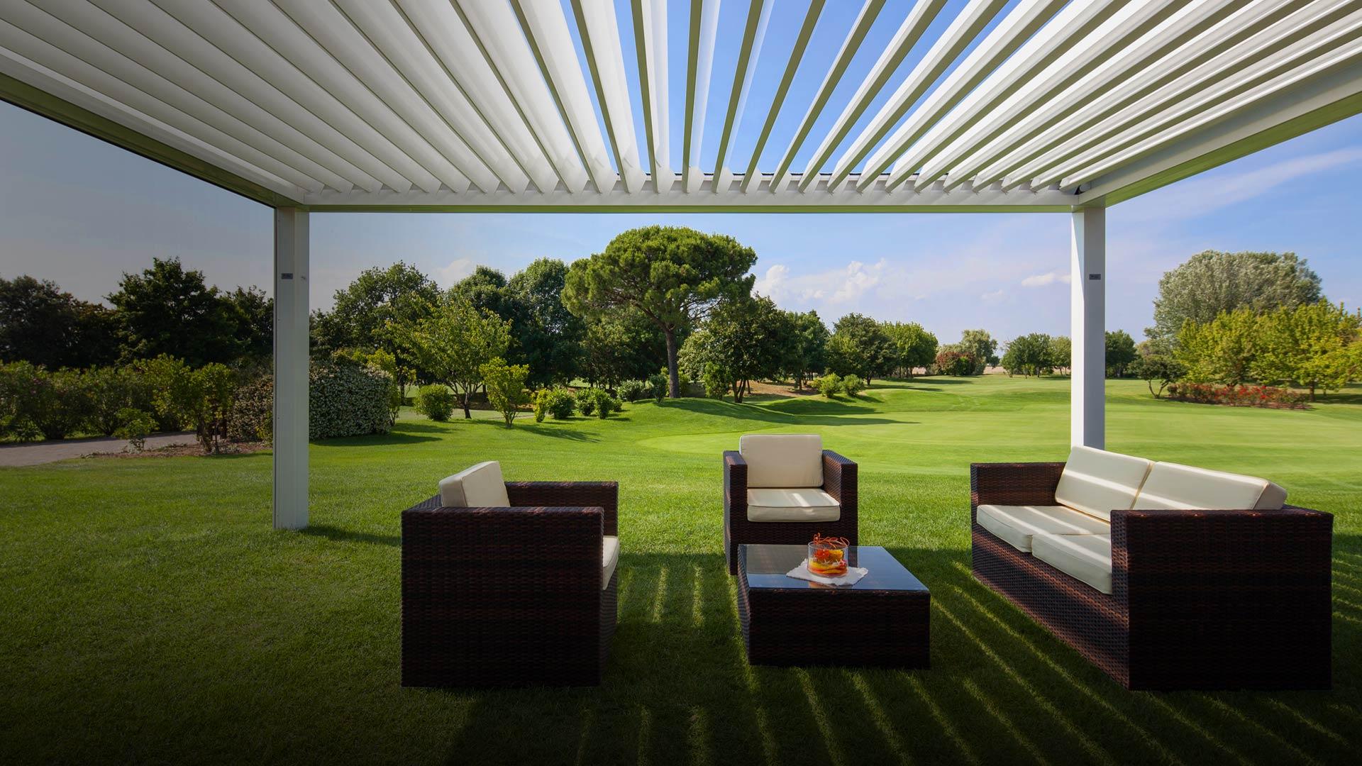 Pergole bioclimatiche tendasol - Ikea tende da esterno ...
